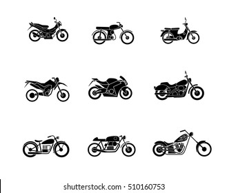 Motorcycle Silhouette Images Stock Photos Vectors Shutterstock