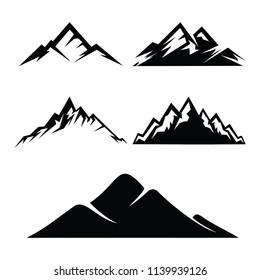 Mount Logo Design Vector