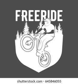 mountain bike badges