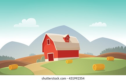 Royalty Free Barn Cartoons Stock Images Photos Vectors