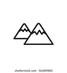 Mountain Icons Images Stock Photos Vectors Shutterstock Available in png and vector. https www shutterstock com image vector mountain icon illustration isolated vector sign 561839842