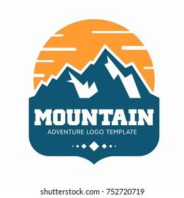 Mountain logo. Suitable for your business. Adventure logo. Outdoor logo