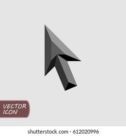 Mouse arrow icon