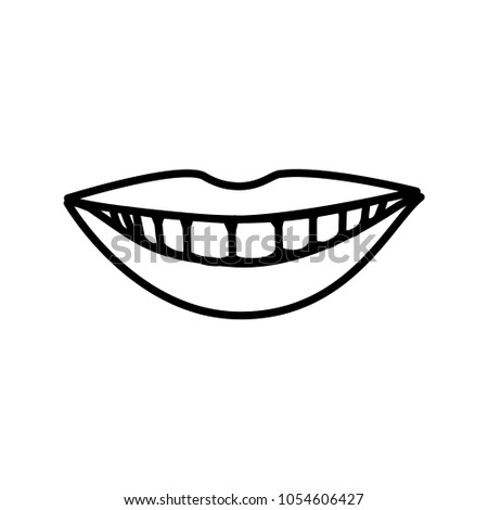 Pretty Mouth Template Images Gallery  Sexy Mouth Tongueblank