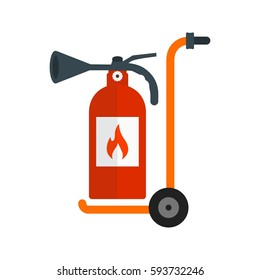 Moveable Extinguisher
