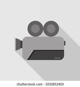 movie camera icon,video camera icon