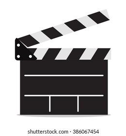 Movie / Film Clapboard