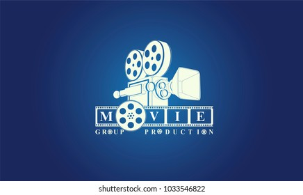 Movie group production Background.eps