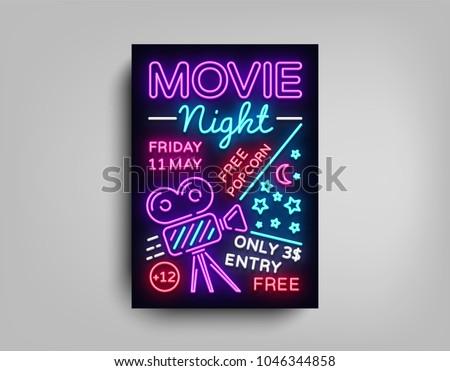 Movie Night Template Suyhi Margarethaydon Com