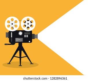 Vectores Imágenes Y Arte Vectorial De Stock Sobre Cinema