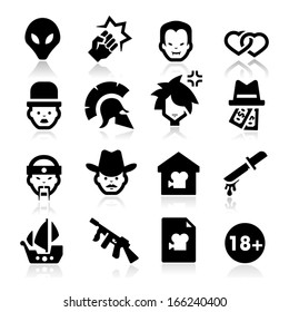 Movies Genres Icons