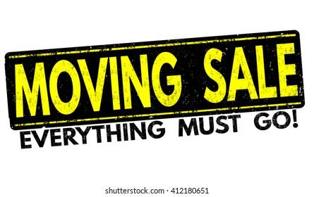 Yard Sale Sign Images Stock Photos Amp Vectors Shutterstock