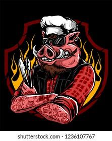 mr hog barbeque