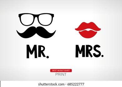 Mr. and Mrs. Print.