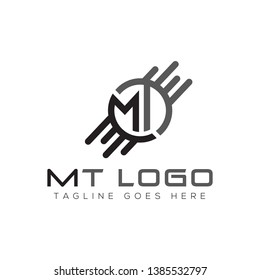MT Logo Design for Car Company