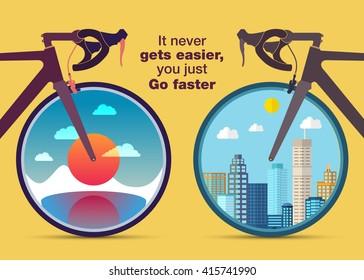 MTB vs Road bike