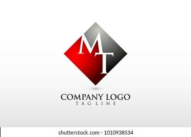 mt/tm company logo vector