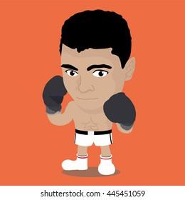 Muhammad Ali Character