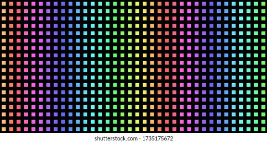 multi color square box in white background  use for textile ,banner, painting, motivation, web-page, website background, t-shirt & shirt printing, poster, gritting, wallpaper illustration, vector.