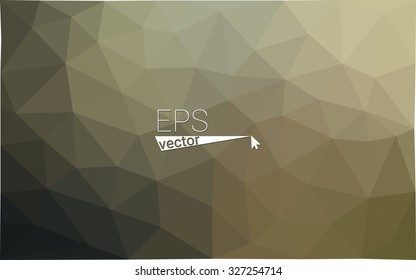 multicolor geometric rumpled triangular low poly style gradient illustration graphic background. Vector polygonal design for your business.