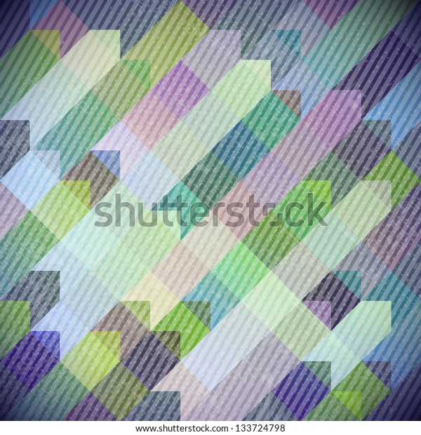 Multicolored abstract pattern for design. Vector illustration