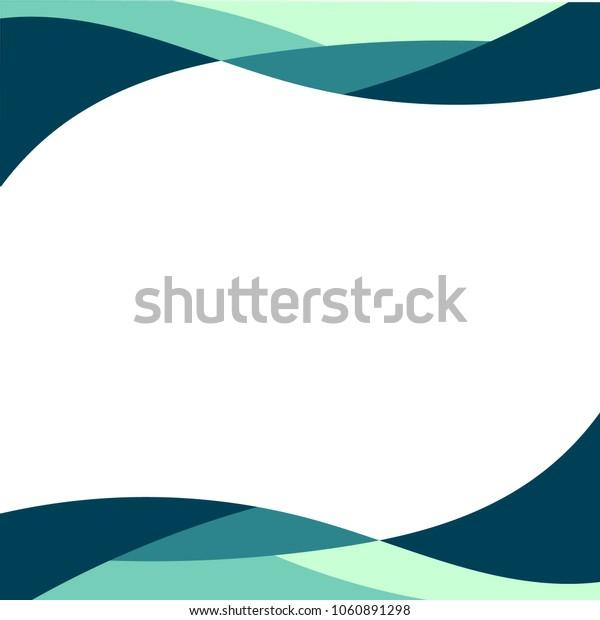 Multicolored white background vector