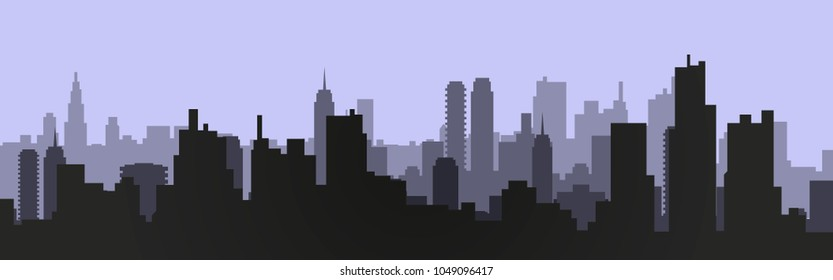 Cartoon City Skyline Images Stock Photos Amp Vectors