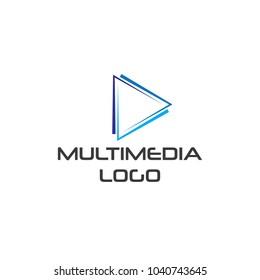 Multimedia Logo Design
