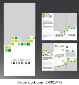 Multiple Brochure Template