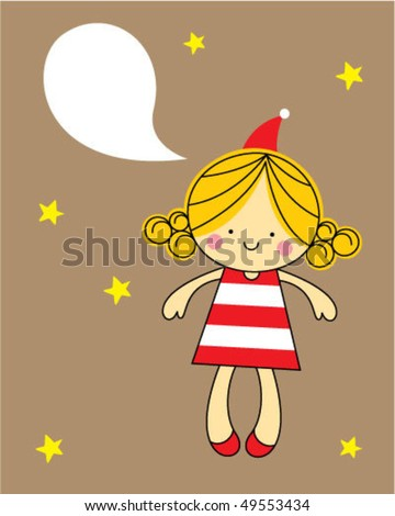 Mummy Christmas Message Stock Vector (Royalty Free) 49553434 ...
