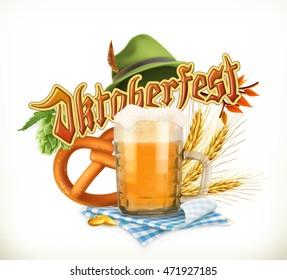 Munich Beer Festival Oktoberfest