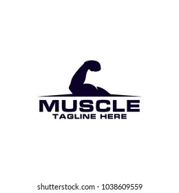 Muscle Logo Design