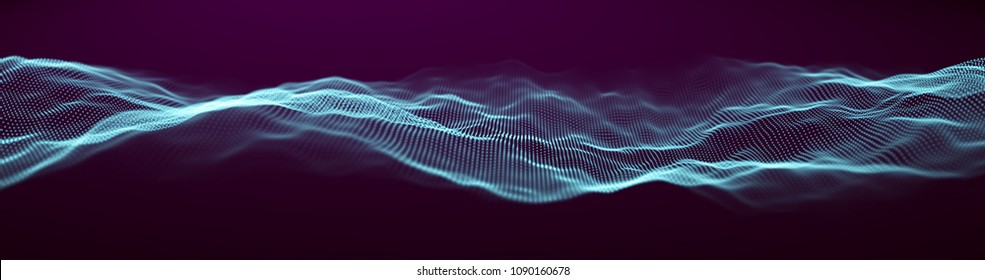 Music abstract background blue. Equalizer for music, showing sound waves with music waves, music background equalizer vector concept.