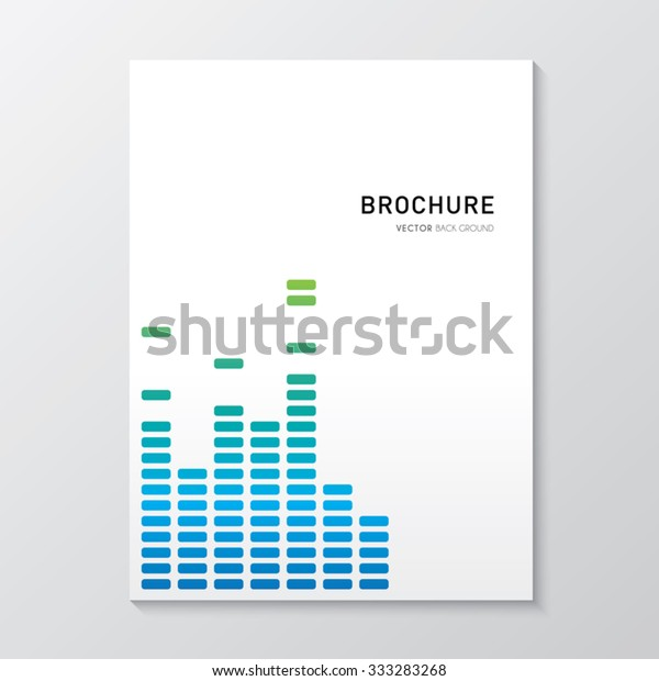 music brochure design