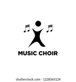 music choir logo design inspiration