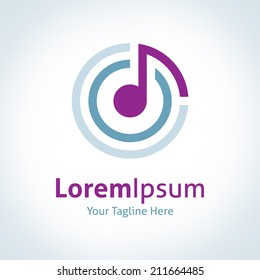 Music Logo Element Images, Stock Photos & Vectors | Shutterstock