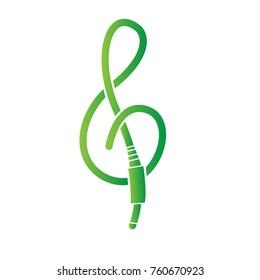music creative logo
