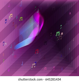 music design texture