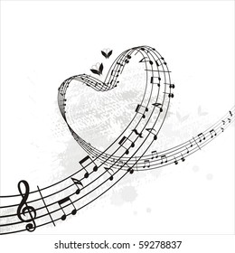 music from heart