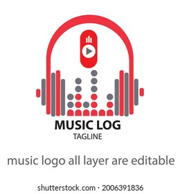Music Logo Images   Free Vectors Shutterstock. download  free