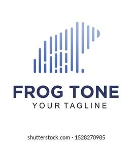 Music Logos Frog Musik Frog Tone