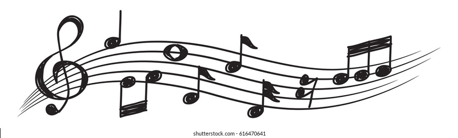 music notes images stock photos vectors shutterstock
