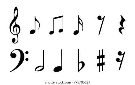 Music Symbol Images Stock Photos Vectors Shutterstock
