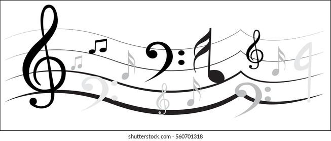 Imágenes Fotos De Stock Y Vectores Sobre Musical Note