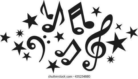 Musicnotes Images Stock Photos Vectors