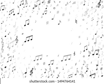 Music Notes Images, Stock Photos & Vectors | Shutterstock