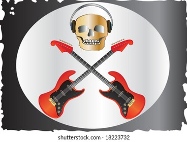Music Piracy Vector