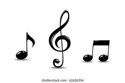 Music Symbol Images, Stock Photos & Vectors | Shutterstock