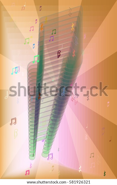 music template icon