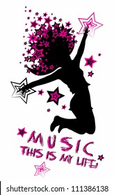 Music, this is my life